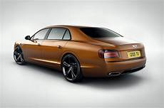 2017 bentley flying spur reviews and rating motor trend