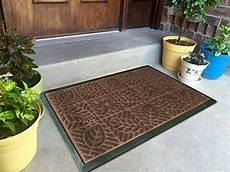 Waterproof Front Door Mats by Outside Shoe Mat Rubber Doormat For Front Door 18 Quot X 30