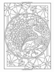 creative haven peacock designs coloring book creative haven coloring books marty noble
