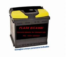 Ricambi Citroen C1 Batterie Auto Legnano