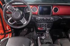 2020 jeep gladiator interior 2020 jeep gladiator when you want a truck without doors