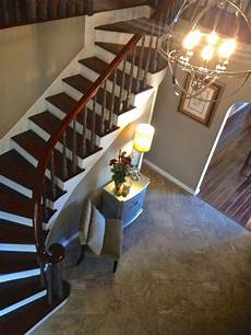 Treppenhaus Gestalten Beispiele - 11 wooden staircase ideas diy