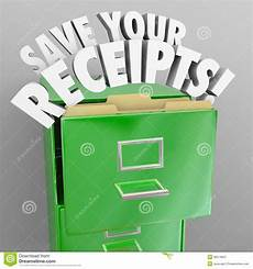 save your receipts file cabinet tax audit records royalty free stock photography image 36514837