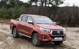 New Toyota Vigo 2020 Review  Hilux