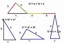 wie berechnet den umfang eines dreiecks anleitung