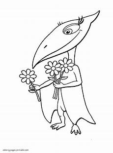 shiny coloring pages dinosaur coloring