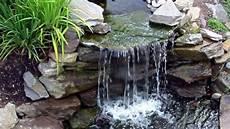 cascade d eau pour bassin fontaine cascade de jardin c 244 t 233 maison