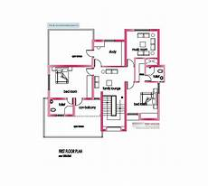 2800 sq ft house plans modern house plan 2800 sq ft kerala house design idea