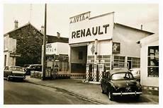 Vieux Garage Renault Voiture Vintage Voiture Et
