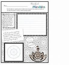 mandala history worksheet 15925 mandala lesson worksheets powerpoint demonstration with sle student work