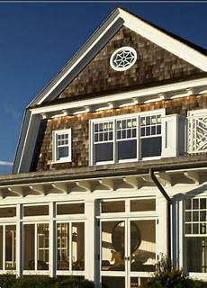 shingle style screened in porch htons house