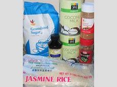 easy and quick jasmine jasmati rice with coconut milk_image