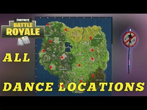 Forbidden Locations Fortnite