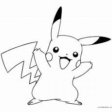 ausmalbild pok 233 mon go pikachu celebrating kostenlos zum