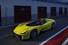 dallara stradale sports car revealed auto express