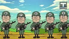 Kartun Lucu Tentara