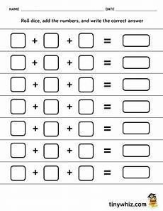 blank fraction worksheets 3866 free printable roll dice and add blank worksheet free printable worksheets printable