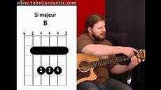 Youtube Cours De Guitare Cours De Guitare Construire Ses Accords Barr 233 S Partie