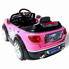kinder auto elektrisch kinderauto mini style f 252 r m 228 dchen 5388 2 x 30 watt motor