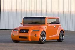 2008 Scion Hako Coupe Concept  Top Speed