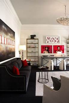 wohnzimmer rot grau decorating with grey ideas inspiration
