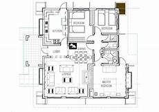 three bedroomed bungalow house plans david chola architect deluxe 3 bedroom bungalow house plan