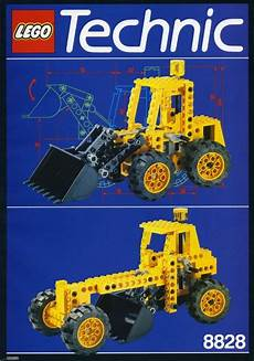 Malvorlagen Lego Technic 8828 1 Front End Loader Brickset Lego Set Guide And
