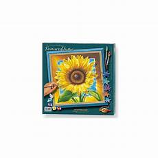 schipper sonnenblume malen nach zahlen kaufen otto