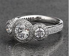 what does a three stone engagement ring symbolize ritani