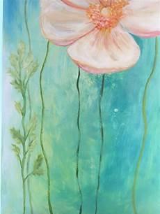 Acryl Malvorlagen Blumen Blumen Malen Mit Acrylfarben In 8 Einfachen Schritten
