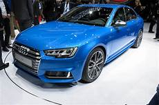 354hp 2017 audi s4 unveiled photo image gallery