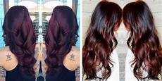 cool hair dye ideas for brown hair cool hair color ideas for brunettes 2018