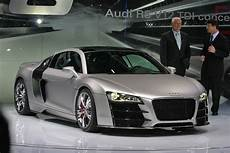 2008 Audi R8 V12 Tdi Concept Gallery Gallery Supercars Net