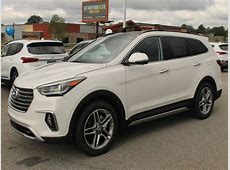 NEW 2019 HYUNDAI SANTA FE XL LIMITED ULTIMATE VIN