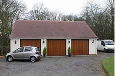 photos de garages en parpaing construire garage