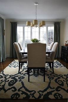 some tips and ideas for choosing and applying the right dining room rugs for better and