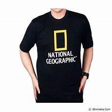 jual jersiclothing t shirt national geographic size xl black murah bhinneka com