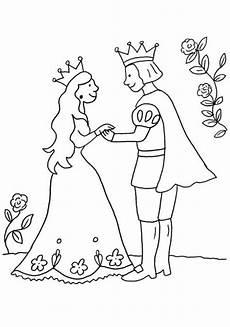 Ausmalbilder Prinzessin Und Ritter Prinzessin Prinz Und Prinzessin Zum Ausmalen Prinzessin