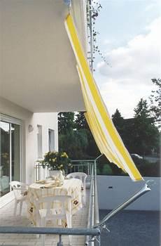 Sonnenschutz Für Balkon - seilspannsystem f r sonnensegel bausatz balkon ii