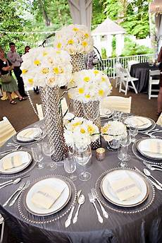 wedding decoration ideas yellow and gray wedding style ideas wedding colors yellow wedding