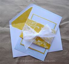 do it yourself wedding invitations printing onto diy kits and more