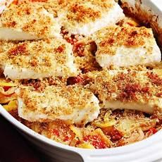 mediterranean roasted fish vegetables recipe eatingwell