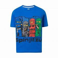 T Shirt Malvorlagen Kostenlos Ninjago Lego Children S Ninjago T Shirt Blue At Lewis