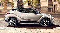 Suv Coup 233 Der Neue Toyota C Hr Noen At