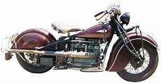 1940 Indian Motorcycle Inline 4 Cylinder