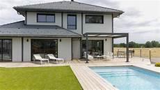 maison ossature bois haute savoie cuvat 74350
