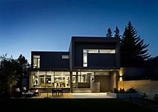 sd house modern exterior edmonton by thirdstone inc