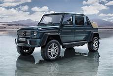 Mercedes Maybach G 650 Landaulet Bilder Daten