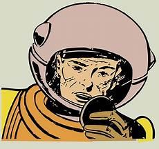Mentahan Gambar Astronot Hitam Putih Status Wa Galau