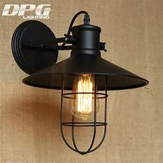 industrial wall sconce country loft lights american classic sconce for home indoor